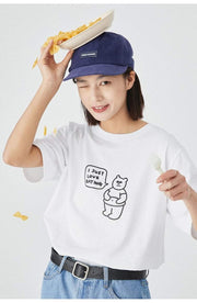 PROD Bldg T Shirt Love Eating Short Sleeve T-Shirt