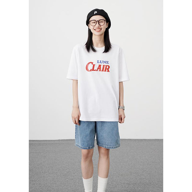 PROD Bldg T Shirt Lune Clair Graphic Short Sleeve T-Shirt