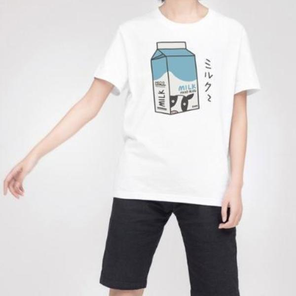 PROD Bldg T Shirt Milk Box