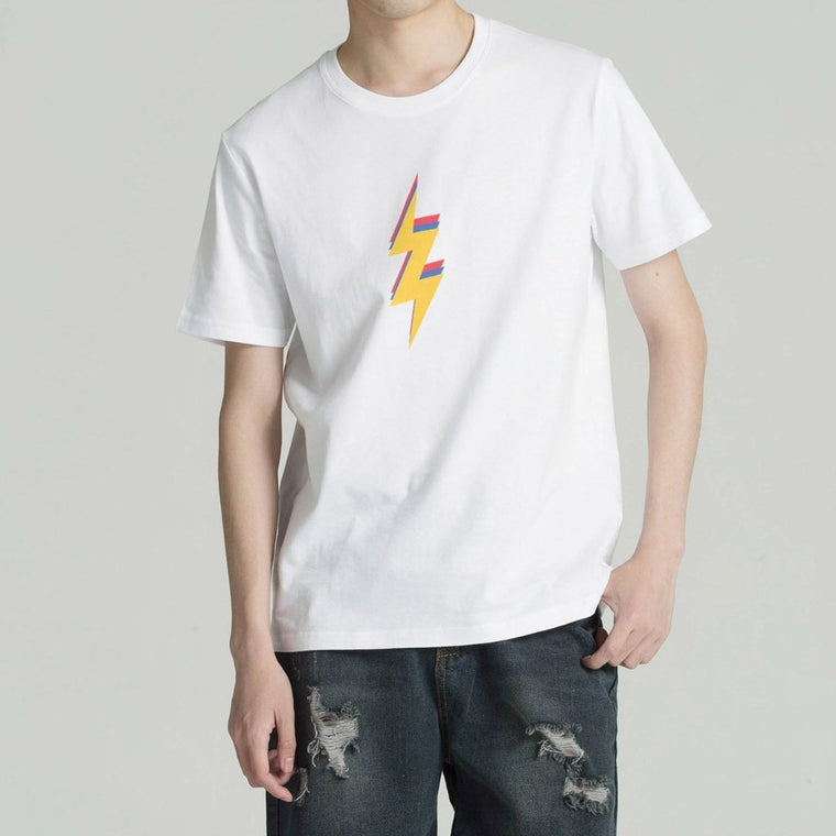 PROD Bldg T Shirt Black / XS Lightning