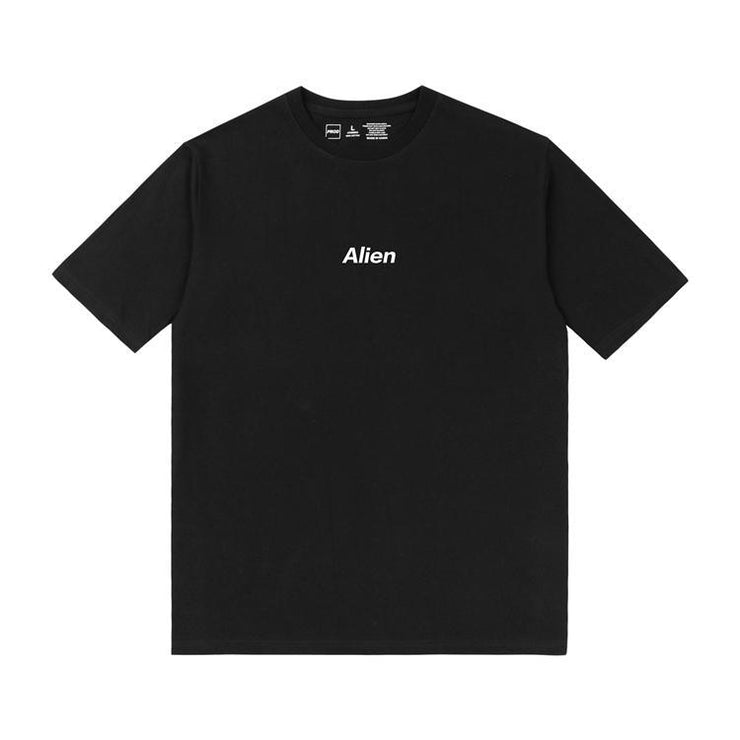 PROD Bldg T Shirt XS / Black Alien Short Sleeve T-Shirt