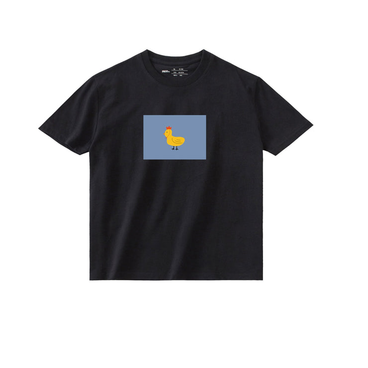 PROD Bldg T Shirt XS / Black Chick