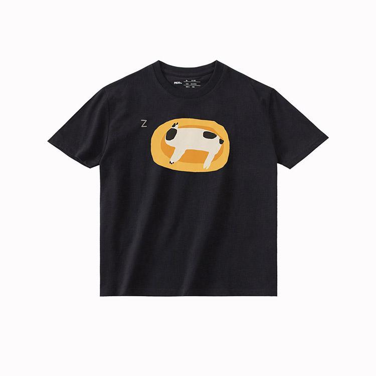 PROD Bldg T Shirt XS / Black Lazy Dog