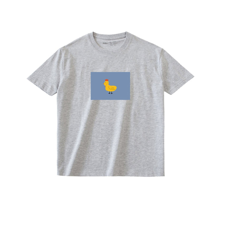 PROD Bldg T Shirt XS / Gray Chick