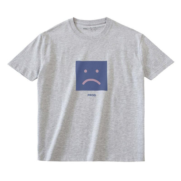 PROD Bldg T Shirt XS / Gray Cry Later