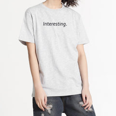 PROD Bldg T Shirt XS / Gray Interesting