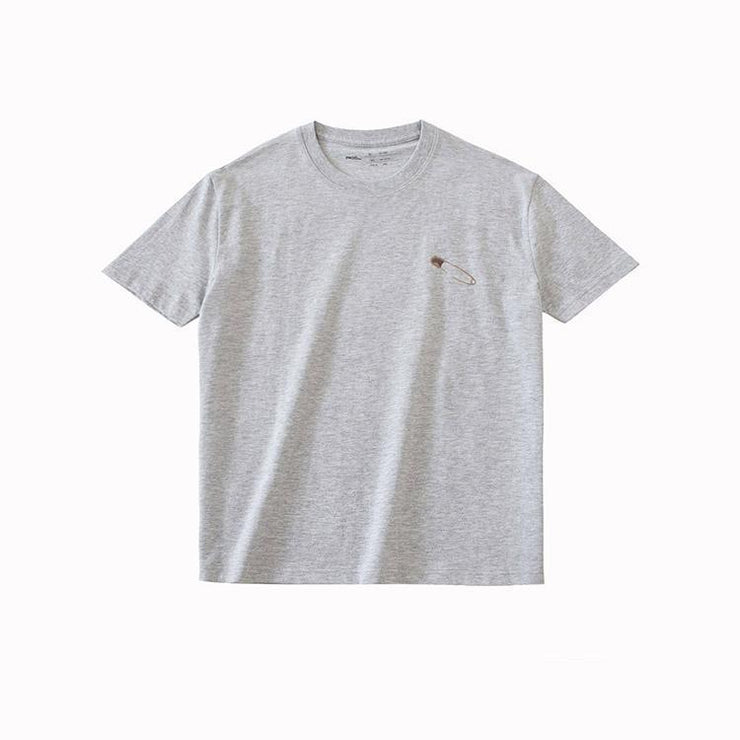 PROD Bldg T Shirt XS / Grey Safety Pin