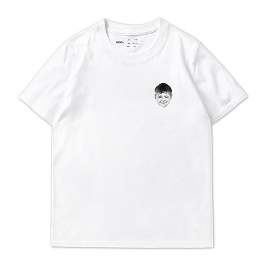PROD Bldg T Shirt XS / White Little Boy