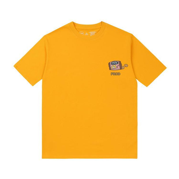 PROD Bldg T Shirt XS / Yellow It's a Snack (Girl)