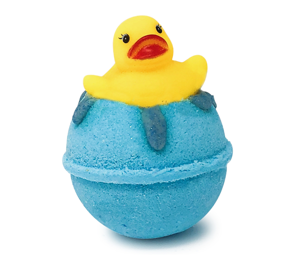 Rubber Ducky Bath Bombs