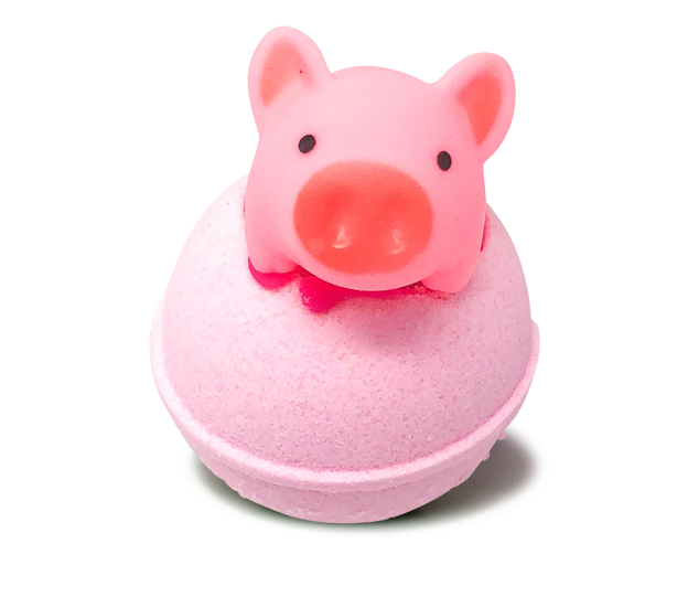 Squirt Pig Bath Bombs
