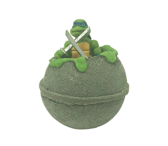 Turtle Bath Bomb Surprise