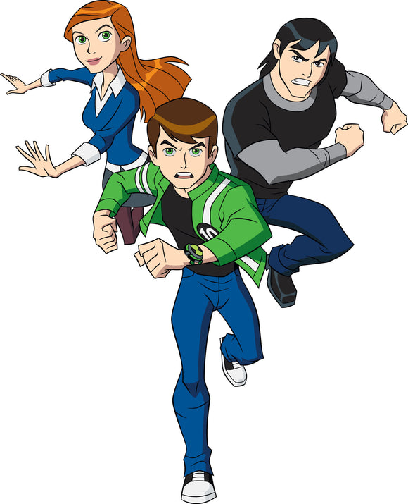 KIDS -> Cartoon Character -> Ben 10