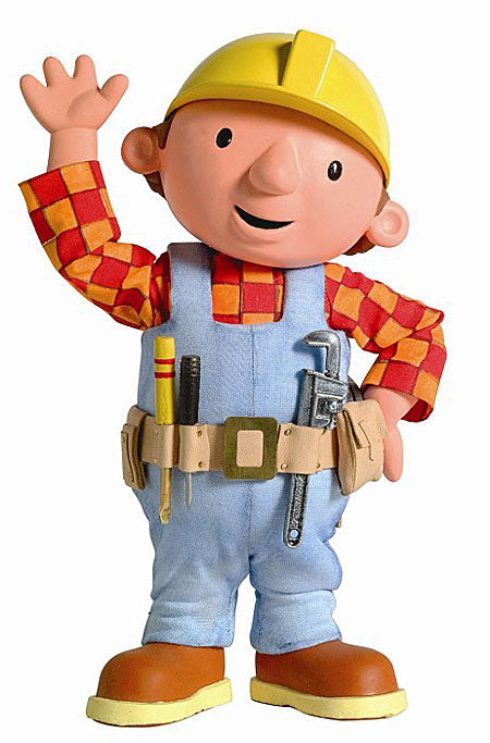 KIDS -> Cartoon Character -> Bob the Builder