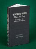 Personalised Newcastle United Football Club FC On This Day Book