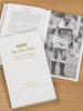 Personalised Rugby This Day Book