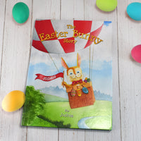 Children Personalised The Easter Bunny Story Softback Book