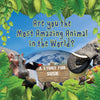 Children Hardback Personalised Most Amazing Animal Book