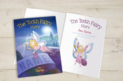 Children Softback Personalised Tooth Fairy Book