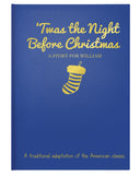 Children Personalised Twas the Night Before Christmas Classic Hardback Book