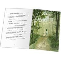 Children Personalised Hansel & Gretel Hardback Book
