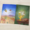 Children Personalised Hanukkah Story Hardback Book