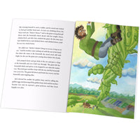 Children Personalised Jack and the Beanstalk Softback Book