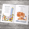 Children Personalised Traditional Nursery Rhymes Softback Book
