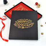Children Personalised Christmas Story Collection Deluxe Book
