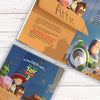 Children Personalised Disney Toy Story 3 Hardback Book