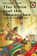 Children The Elves and the Shoemaker A Ladybird Personalised Book