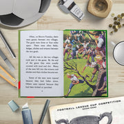 Children Football A Ladybird Personalised Book