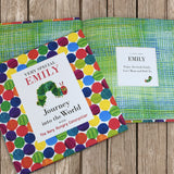 Children Personalised Very Special You Journey into the World Hungry Caterpillar Book