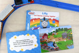 Personalised  Me and Thomas Learning Together Board Book for Babies