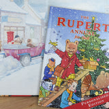 Children Personalised The Rupert Annual Book
