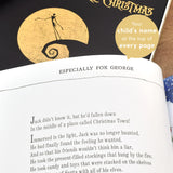 Children Personalised Disney Timeless Nightmare Before Christmas Book