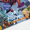 Personalised Marvel Spiderman Beginnings Hardback Book