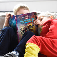 Personalised Marvel Guardians of the Galaxy 2 Softback Book