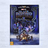 Personalised Marvel Black Panther Hardback Book