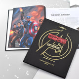 Personalised Marvel 10 Year Anniversary Collection Deluxe Book