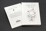 Personalised Chilli and Bubble's Book of Love for Her