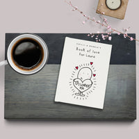 Personalised Chilli & Bubble's Book of Keeping Calm