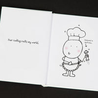 Personalised Chilli & Bubble Book For Mum