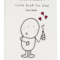 Personalised Chilli & Bubble Book For Dad