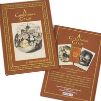 Personalised A Christmas Carol Hardback Book
