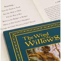 Personalised Children The Wind in the Willows Hardback Book