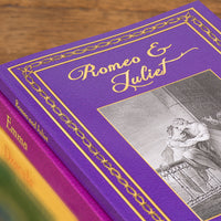 Personalised Romeo & Juliet Softback Book
