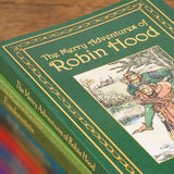 Personalised Robin Hood Softback Book