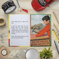 The Mid-life Crisis A Ladybird Personalised Book