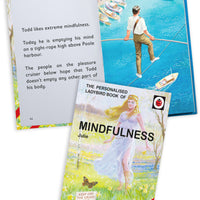 Mindfulness A Ladybird Personalised Book
